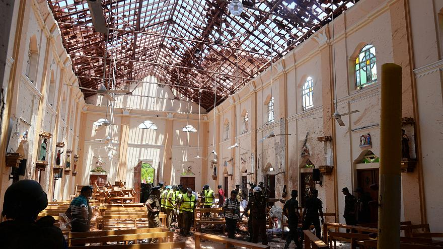 Sri Lanka Easter Sunday Bombings: Death Toll Rises To 290 With Over 500 People injured 3