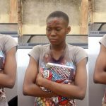 Madam Injures Her Housemaid On Her Fore Head With Broken Plates In Delta State [Video] 26
