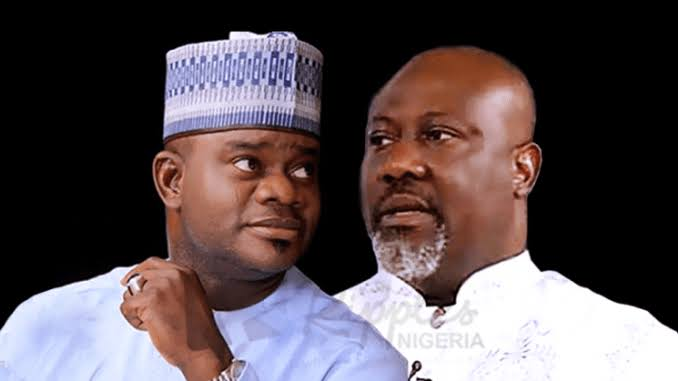 Governor Bello Reveals Why He Can't Work With Senator Dino Melaye In Kogi State 1