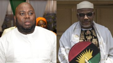 """Nnamdi Kanu, IPOB Member Killed Prophet Nwoke Because He Disagreed With Them"" - Asari Dokubo 1"