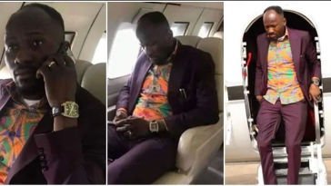 Apostle Suleman Acquires Private Jet, Weeks After Preaching Against Wealthy Lifestyle [Photos/Video] 4