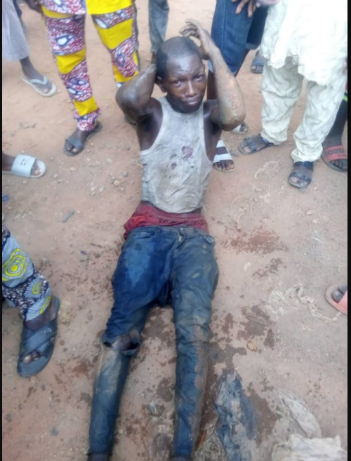 Man Caught With Human Skeleton While Trying To Dispose Dried Corpse Of The Man He Killed [Photos] 2