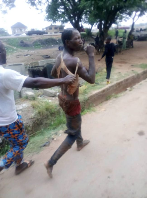 Man Caught With Human Skeleton While Trying To Dispose Dried Corpse Of The Man He Killed [Photos] 3