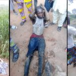 Man Who Was Caught With Human Skeleton While Trying To Dispose Dried Corpse Of Man He Killed, Has Died 23