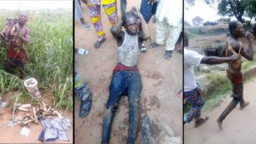 Man Who Was Caught With Human Skeleton While Trying To Dispose Dried Corpse Of Man He Killed, Has Died 1