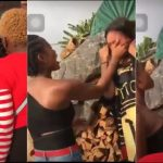 Lady Catches Slay Queen Dating Her Father, Beats For Trying To Ruin Her Family [Photos/Video] 4