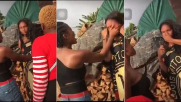 Lady Catches Slay Queen Dating Her Father, Beats For Trying To Ruin Her Family [Photos/Video] 7