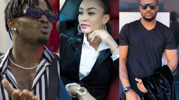 Popular Tanzanian Musician, Diamond Platinumz Accuses Peter Psquare Of Sleeping With His Ex-wife 2