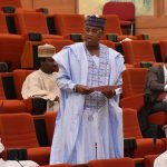 VIDEO: Let's Not Deceive Ourselves, Northern Nigeria Is At War - Senator Marafa 27