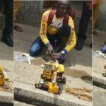 Nigerian Boy Creates Caterpillar Controlled By Water & Syringe In Akwa Ibom [Photos/Video] 28