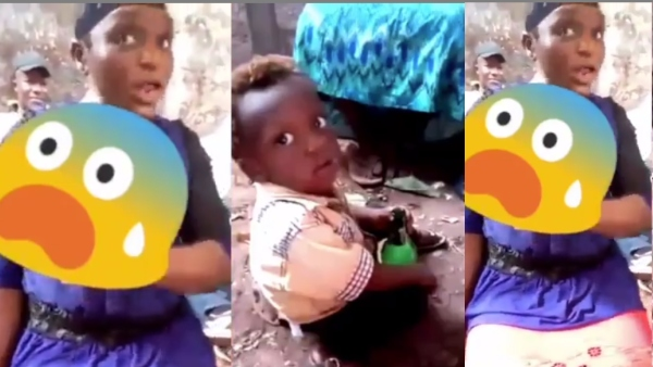 Mother Cries Out Over Her 3-Year-Old Son Who Is Addicted To Drinking 2 Bottles Of Beer Daily [Video] 1