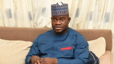 Governor Yahaya Bello Speaks On 'Dumping' APC Ahead Of Kogi Guber Election 3