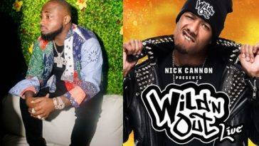 "Davido Set To Appear On Nick Cannon's Comedy Show ""Wild n' Out"" 2"