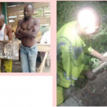 Three Men Caught Red-handed Stealing Human Parts From Church's Cemetry In Ogun State [Photos] 28