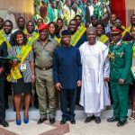 President Buhari Offers Employment, Scholarships To 168 Former Corps Members 28