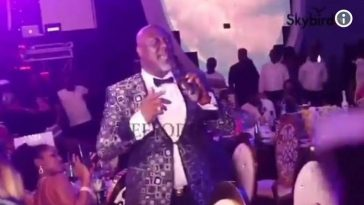 Senator Dino Melaye Sings At AY Comedy Show, Releases Remix Of His Popular Song [Video] 9