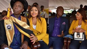 Regina Daniels And Her Billionaire Husband Makes First Public Appearance [Photos] 8
