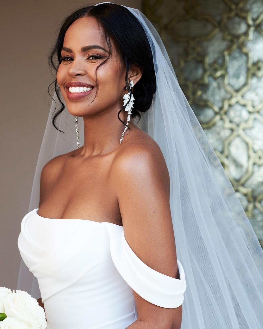 Idris Elba and Sabrina Dhowre tie the knot in Morocco. [PHOTOS] 1