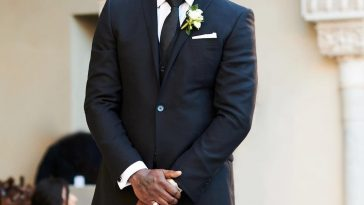 Idris Elba and Sabrina Dhowre tie the knot in Morocco. [PHOTOS] 6
