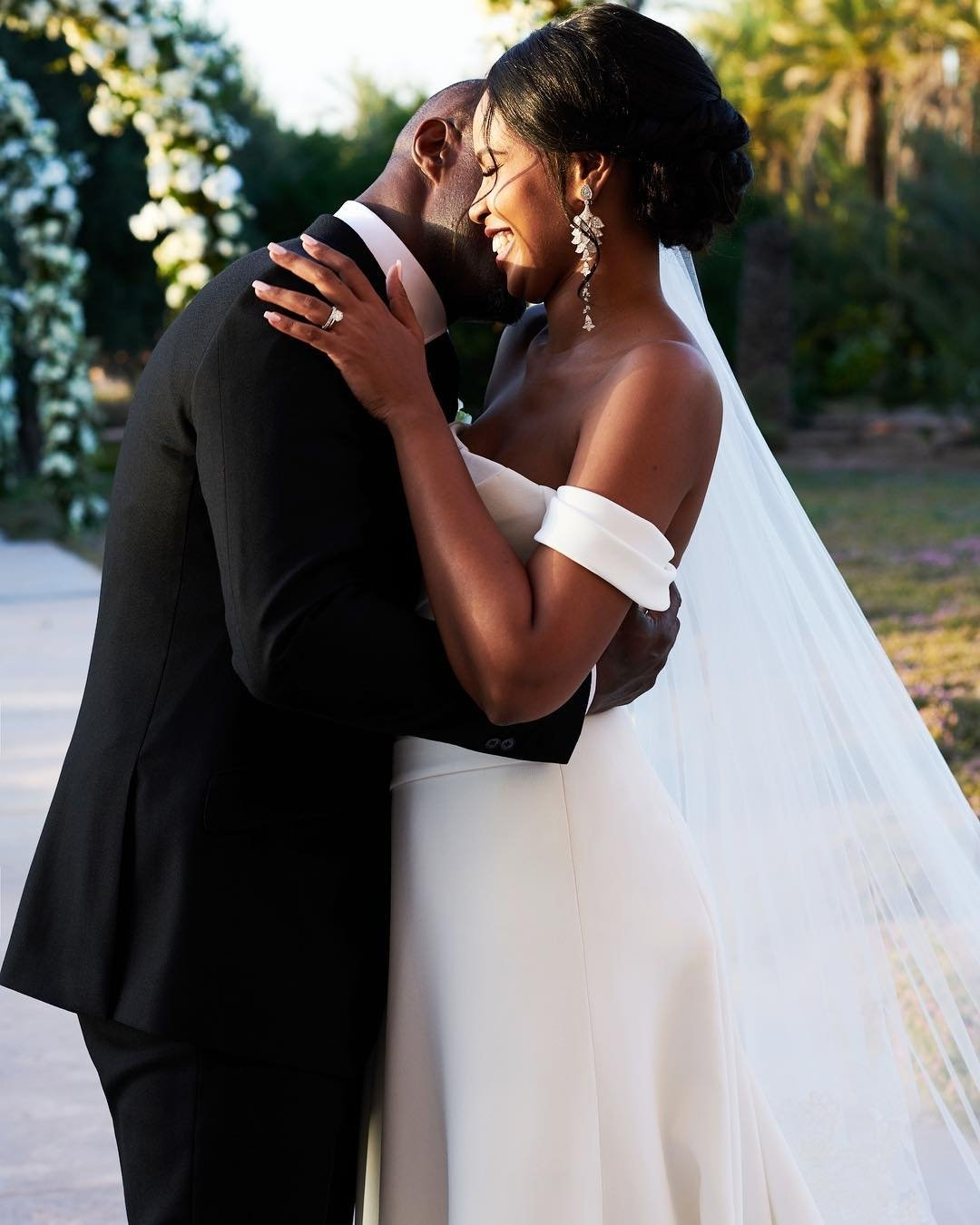 Idris Elba and Sabrina Dhowre tie the knot in Morocco. [PHOTOS] 3