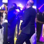 Watch Davido Dancing With Christian Louboutin At Idris Elba's Wedding [Photos/Video] 8