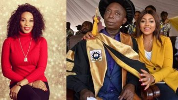 """Stay Away From Regina Daniel's Alleged Marriage To Billionaire Ned Nwoko"" - Actress Georgina Onuoha 1"