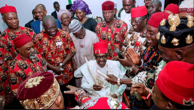 """Buhari Loves The Igbos More Than Any Nigerian President"" – Ohanaeze Youth 1"