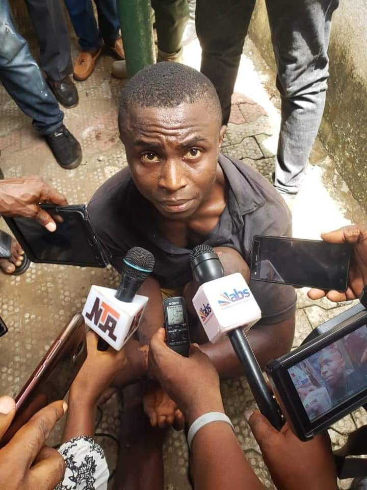 Man Who Assassinated President-General Of Anambra Community, Arrested [Photos] 2