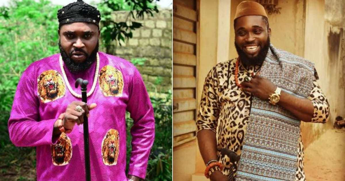 Nollywood Actor, Prince Dammy Eke Dies After Collapsing In A Bar 1