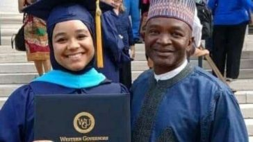 UBEC Chairman, Daughter Regains Freedom Less Than 24hrs After Being Kidnapped By Gunmen 1