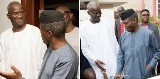 Documents Shows That Osinbajo, Fashola Lied To Nigerians About Rise In Power Generation 1