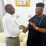 Amaechi And Akpabio Reconciles In Abuja After Several Years Of Political Conflict 26