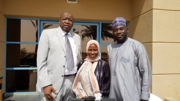 Innocent Nigerian Lady Who Was Detained In Saudi Arabia Over Drug Trafficking, Released 13