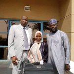 Zainab Aliyu released from Saudi Arabian Prison - BREAKING NEWS 26