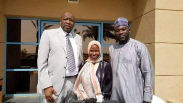 Zainab Aliyu released from Saudi Arabian Prison - BREAKING NEWS 7