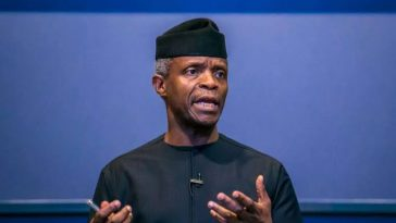 """Federal Government Spent Over N3.5 Trillion On Infrastructure In Three Years"" - Osinbajo 3"