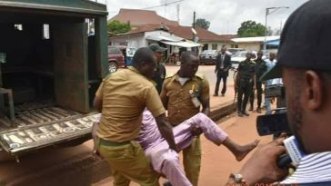 Herbalist Who Used Female DELSU Student For Ritual, Carried Into Court In Delta [Photos] 1