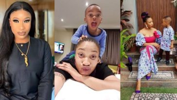 Tonto Dikeh Reveals She Never Wanted To Keep Pregnancy For Her Ex-husband [Video] 5