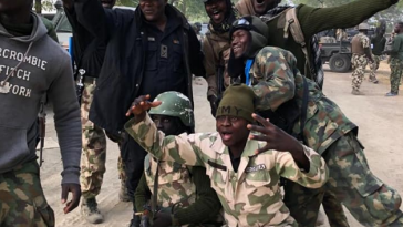 """""""Boko Haram Terrorists Do Not Earn More Than Nigerian Soldiers"""" – Army Reacts 1"""
