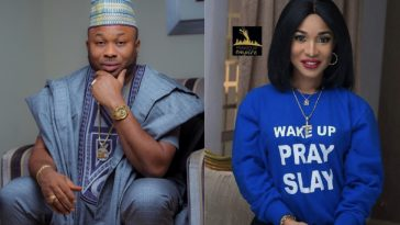 Churchill Suffers From Premature Ejaculation, He Can't Last One Minute Inside A Woman - Tonto Dikeh 4