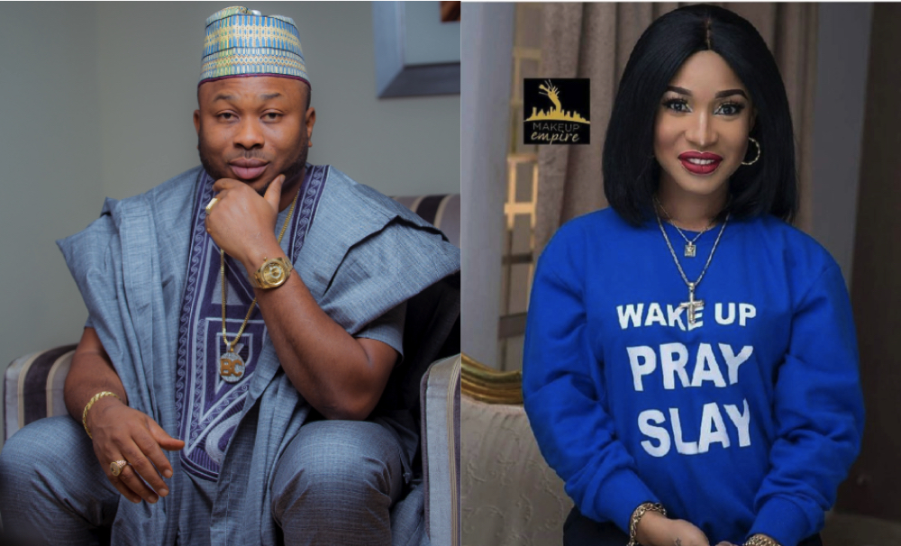 Churchill Suffers From Premature Ejaculation, He Can't Last One Minute Inside A Woman - Tonto Dikeh 1