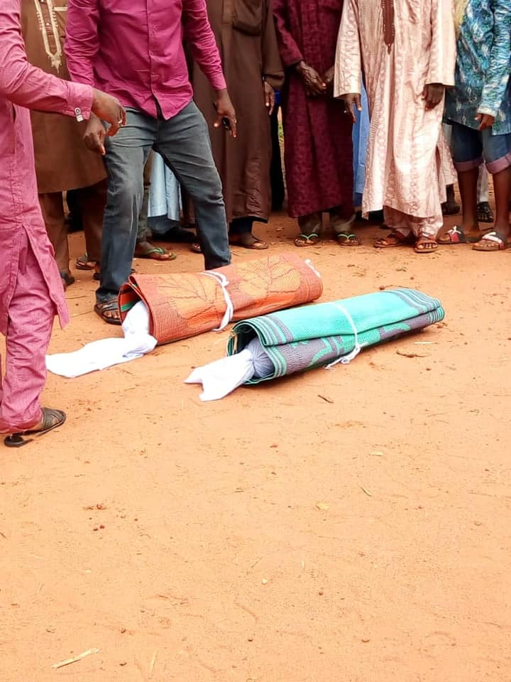 Father Finds Dead Bodies Of His Three Missing Children Inside His Parked Car In Kogi [Photos] 2
