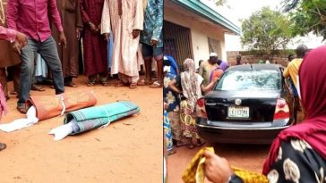 Father Finds Dead Bodies Of His Three Missing Children Inside His Parked Car In Kogi [Photos] 1