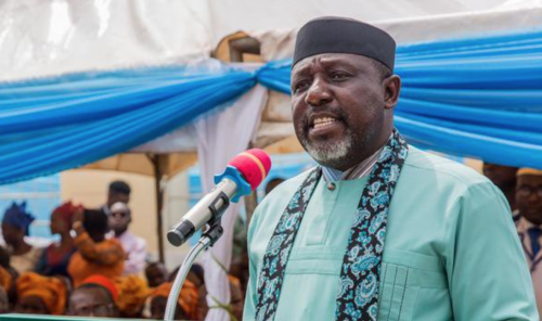 INEC Lacks Power To Reverse My Election Victory Or Withhold My Certificate Of Return - Okorocha 1