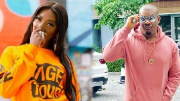 """""""Promise Me That Our Relationship Will Never Change"""" - Tiwa Savage Pleads With Don Jazzy 12"""