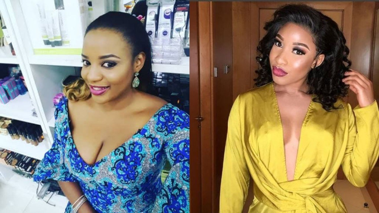 Tonto Dikeh Vows To Beat Actress Funke Adesiyan For Shading Her Over Attack On Ex-husband 1
