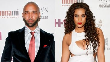 Joe Budden And Cyn Santana Ends Their Four Months Engagement After Blowout Fight 1