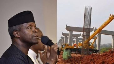 Second Niger Bridge Among Buhari's Major Projects That Will Be Completed – Osinbajo 5