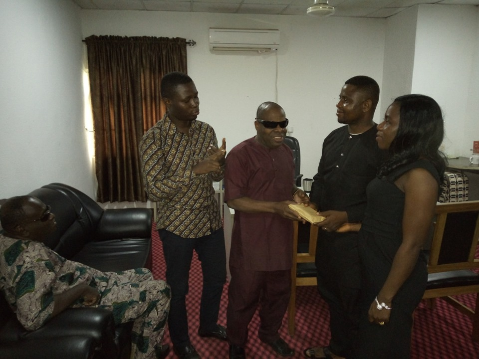 Governor Obiano Offers Automatic Employment To Newly Deaf Couple In Anambra [Photos] 1