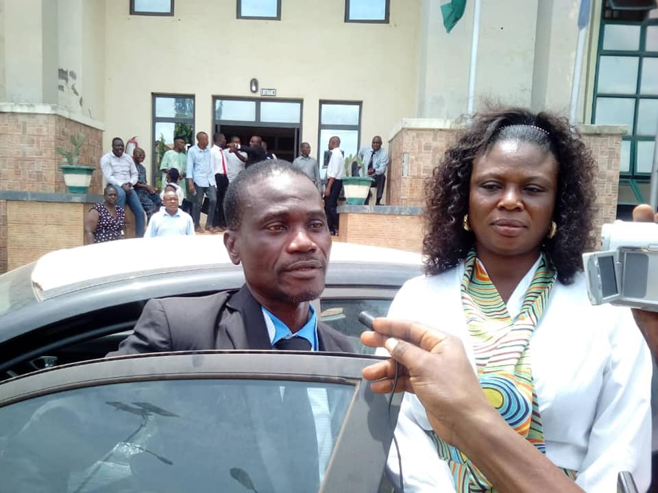 Man Receives Car Gift From Govt For Returning N53m Mistakenly Paid Into His Account As Salary 1
